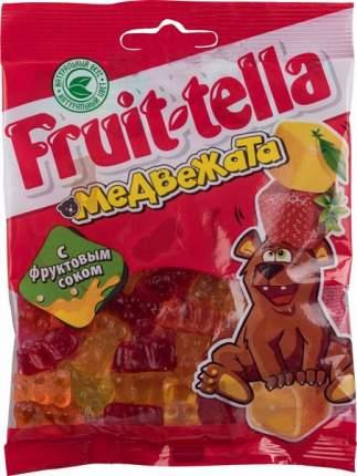 Мармелад жевательный Fruit-tella медвежата с фруктовым соком 70 г