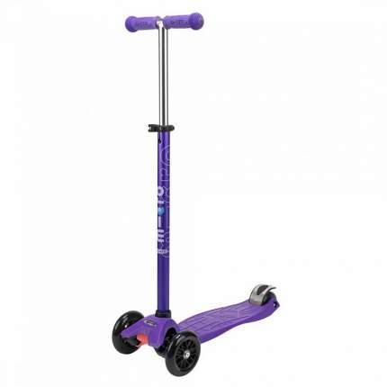 Самокат трехколесный Micro Maxi T ММ0014 purple