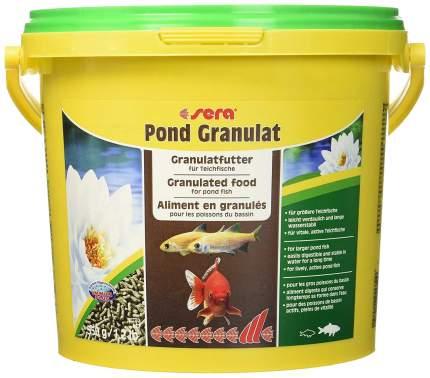 Корм для рыб Sera Pond BIOGRANULAT, гранулы, 3,8 л