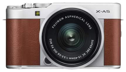 Фотоаппарат системный Fujifilm X-A5 Brown