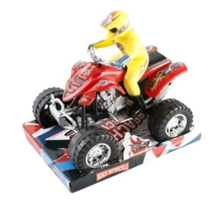Инерционный квадроцикл с фигуркой Beach Motorcycle Shantou Gepai B1504072