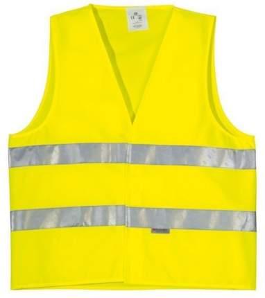 Светоотражающий жилет NoBrand жёлтый 022ТОВ-155746