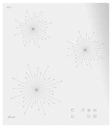 Встраиваемая варочная панель индукционная Fornelli PI 45 INIZIO White