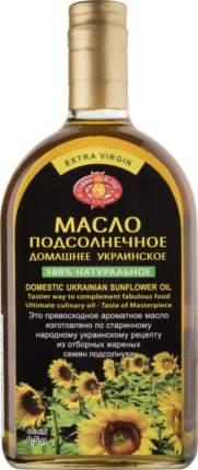 Масло Golden Kings of Ukraine extra virgin  подсолнечное нерафинированное 500 мл