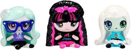 Фигурки Monster High Minis Твайла, Дракула и Френки DXD49