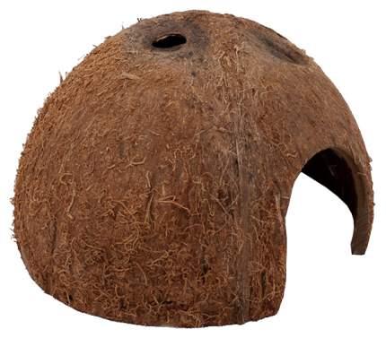 Пещера для террариума JBL Cocos Cava три четверти кокоса L, 10х10х10 см