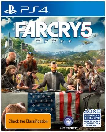 Игра для PlayStation 4 Far Cry 5