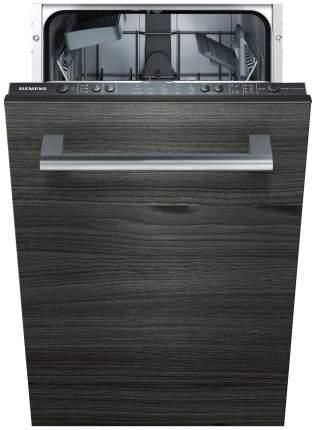 Встраиваемая посудомоечная машина 45 см Siemens SR615X10IR