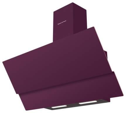 Вытяжка наклонная Zigmund & Shtain K 326.91 V Violet