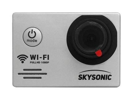 Экшн камера SKYSONIC Active Silver/Black