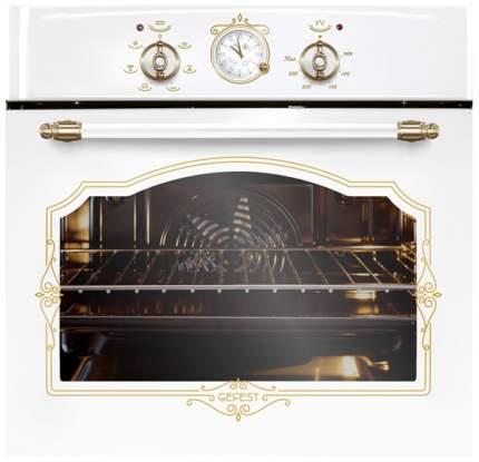 Встраиваемый электрический духовой шкаф GEFEST ДА 602-02 К82 White