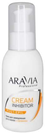Крем для замедления роста волос с папаином Aravia Professional SPA шугаринг 100 мл