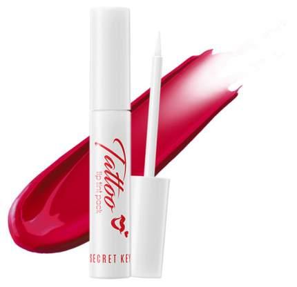 Тинт для губ Secret Key тон 01 Cherry red 10 г