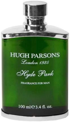 Парфюмерная вода Hugh Parsons Hyde Park 100 мл в подарочной упаковке