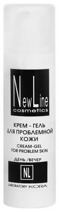 Крем для лица New Line Cosmetics Cream-Gel For Problem Skin 30 мл