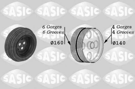 Шкив генератора Sasic 2150028
