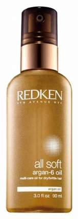 Масло для волос Redken All Soft Argan-6 90 мл