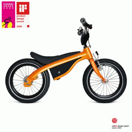 Детский велосипед BMW 80912222115 Orange