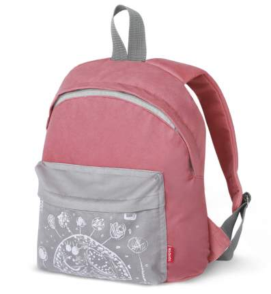 Рюкзак для девочек Toyota TMDR15G040 Grey-Pink