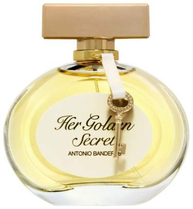 Туалетная вода Antonio Banderas Her Golden Secret 50 мл