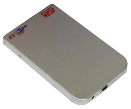 Внешний карман (контейнер) для HDD AgeStar SUB2O1 Silver
