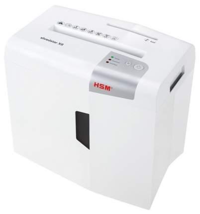 Шредер HSM Shredstar X8 White