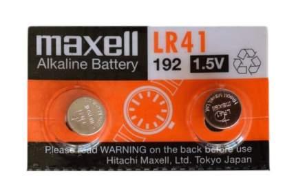 Батарея Maxell LR41 192