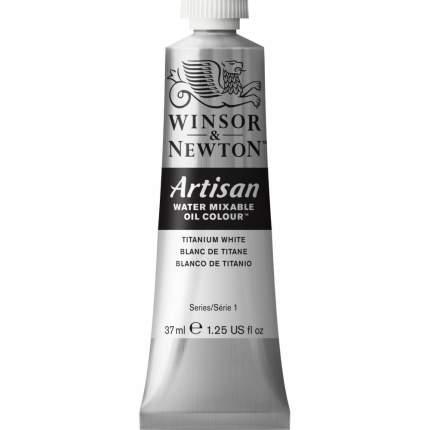 Масло водорастворимое Winsor&Newton Artisan белый титан 37 мл