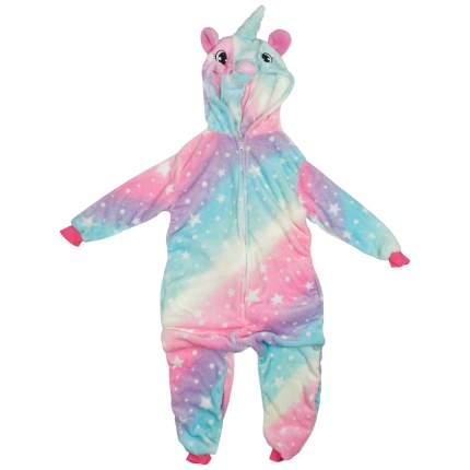 Пижама-кигуруми Lilkrok Единорог Млечный Путь 126-135 см