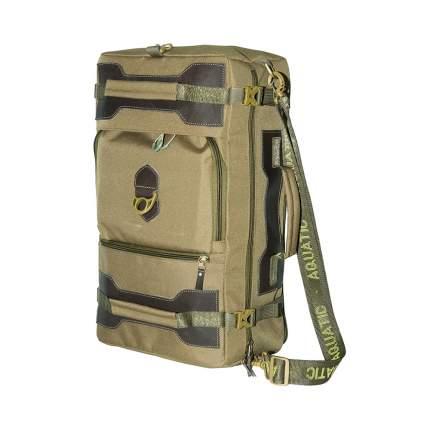 Сумка-рюкзак рыболовная Aquatic С-27Х (хаки)