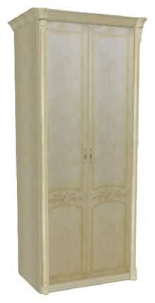 Платяной шкаф Любимый Дом LD_44202 113х66х228, кожа ленто