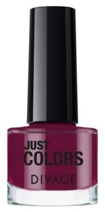 Лак для ногтей Divage Just Colors № 40 7 мл