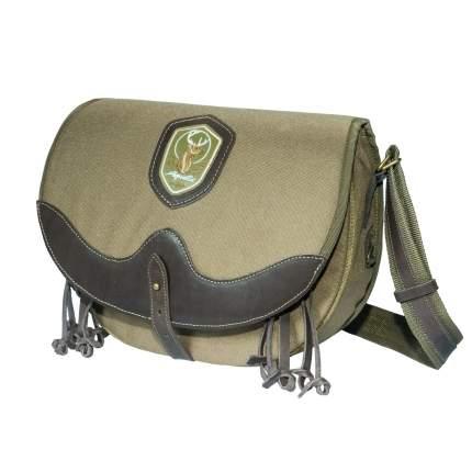 Туристическая сумка Aquatic СО-29 9,5 л зеленая
