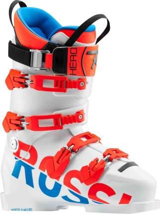 Горнолыжные ботинки Rossignol Hero World Cup 130 2018, white, 28.5