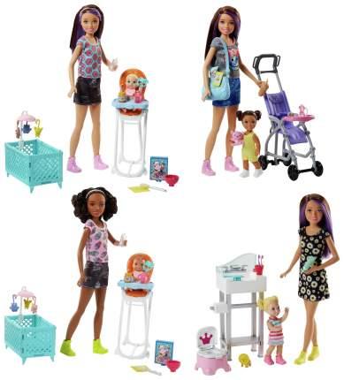 """Игровой набор """"Барби"""" - Няня Mattel"""