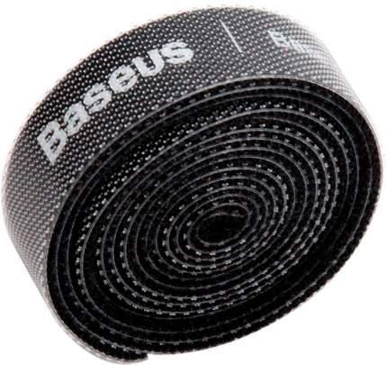 Органайзер проводов Baseus Rainbow Circle Velcro Straps 1m ACMGT-E01 (Black)