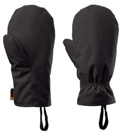 Рукавицы Bask Th Keith V2, черные, M
