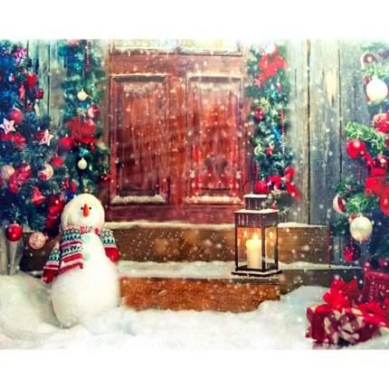 Световое панно Snowhouse 40 см LM-JH13-046