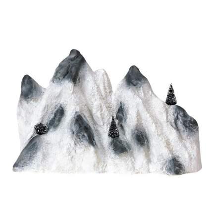 Lemax Гора для горнолыжников, пристенная, 28*43*15 см 91021