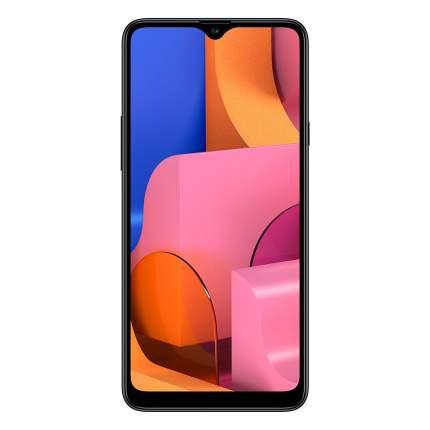 Смартфон Samsung Galaxy A20s 32Gb Black (SM-A207F)