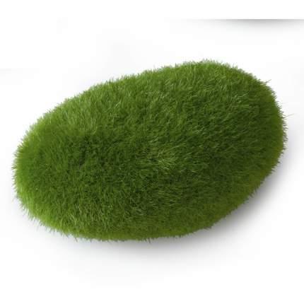 Декоративный мох для аквариума AQUA DELLA Moos Ball, 10x6,5x5 см
