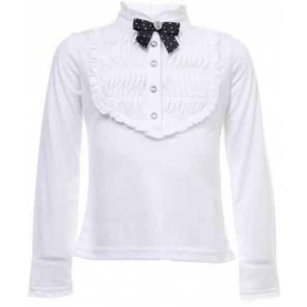 Блузка Acoola, цв. белый, 158 р-р