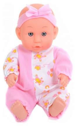"""Функциональный пупс """"Любимый малыш"""" (пьет, писает), 28 см Муси-Пуси"""