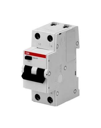 Автоматический выключатель дифф тока ABB BMR415C25, 1P+N, 25 А, C, 4,5 kA, 30 мA, AC