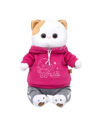 Мягкая игрушка BUDI BASA Ли-Ли BABY в спортивном костюме, 20 см