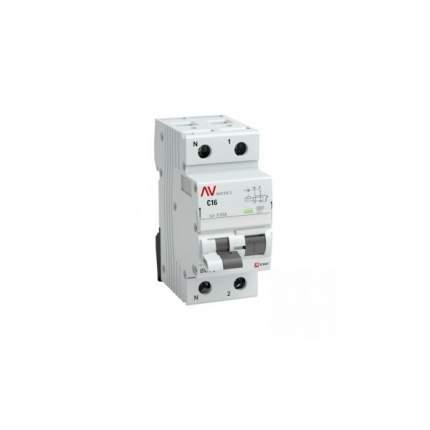 Дифавтоматы EKF rcbo6-1pn-25C-30-ac-av