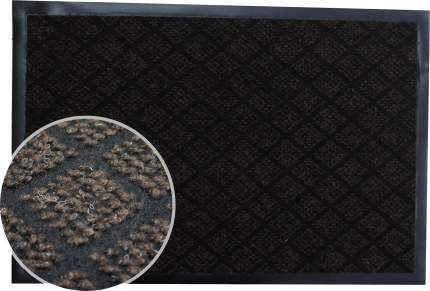Коврик влаговпитывающий, 40*60 см. ГАЛАНТ коричневый, In'Loran, арт. 50-462