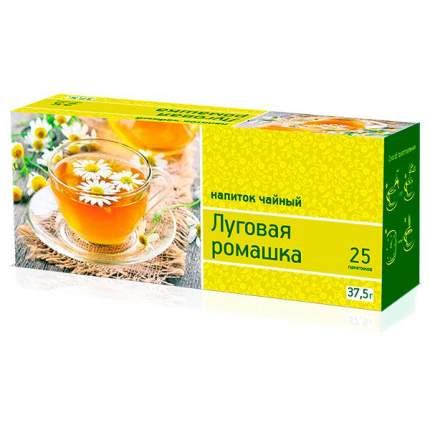 Напиток чайный Луговая ромашка пакетированный