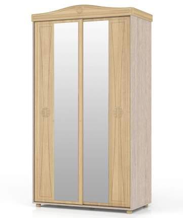 шкаф-купе Мебельный Двор Онега ШК-К 120х60х224, ясень шимо светлый