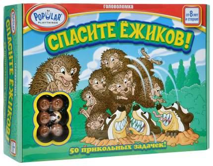 "Игра-головоломка ""Спасите ёжиков!"" (Hedgehog Escape)"
